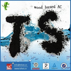 wood based activated carbon powder carbon