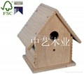 high quality wooden bird cage 1