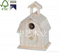 high quality wooden bird cage 3