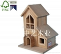 high quality wooden bird cage 5