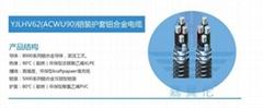 鎧裝鋁合金電纜AC90