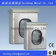 Glass window type control panel box,meter box (Hot Product - 1*)