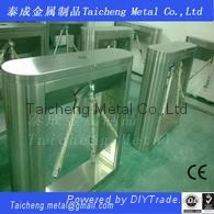 Stainless steel Arc three roller gate bridge