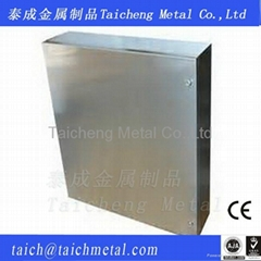 Good quality stainless steel wall mounted enclosures