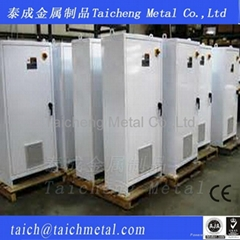 Powder coating electric water proof carbon steel cabinets