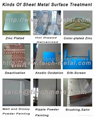 Stainless steel wall mounting distribution panel box IP65