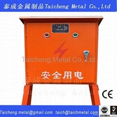 Customized metal electrical circuit breakers enclosures