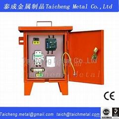 OEM Sheet metal electrical circuit breakers enclosures