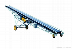 flexible mobile Belt Conveyor with ISO and CE certificates inclined belt conveyo