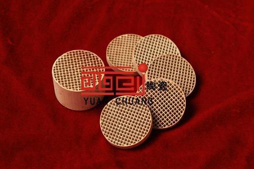 元創蜂窩陶瓷陶瓷載體 1