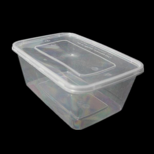 Plastic Take Away Food Container Ab450 1750 Hongyuan