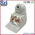 Wireless Alarm System IP Camera hot new