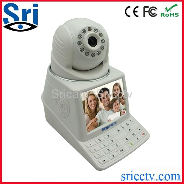 Home Security System network video phone Camera for office meeting 1