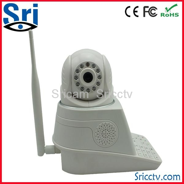 Home Security System network video phone Camera for office meeting 4