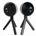 CMOS Sensor HD360 VR Fisheye camera Style 4x digital zoom ip ptz camera Panorama 3