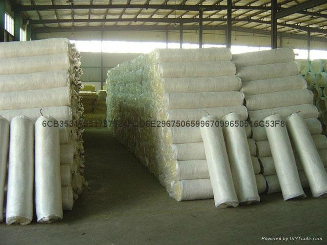 澳标新西兰认证玻璃棉毡 2