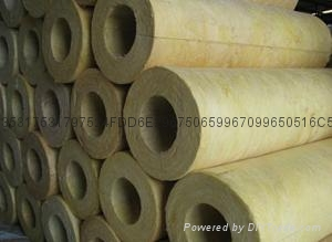 rock wool pipe insulation 1