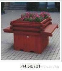 哈尔滨花箱