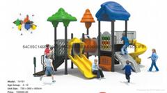 哈尔滨幼儿园组合滑梯