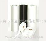 100#乳白耐高溫PVC 1