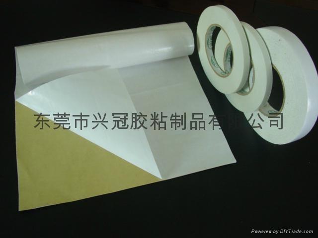 夾心棉紙雙面膠 3