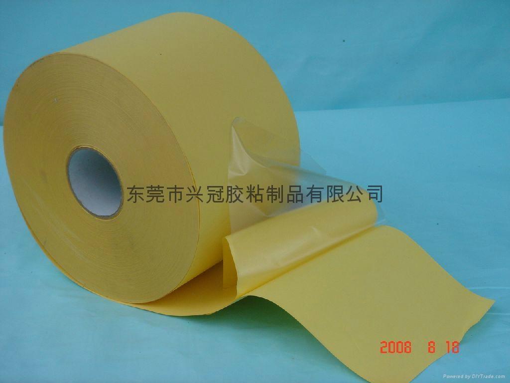 夾心棉紙雙面膠 4