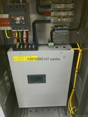 SUAR three phase fully automatic voltage stablizer for compensating unbalanced t