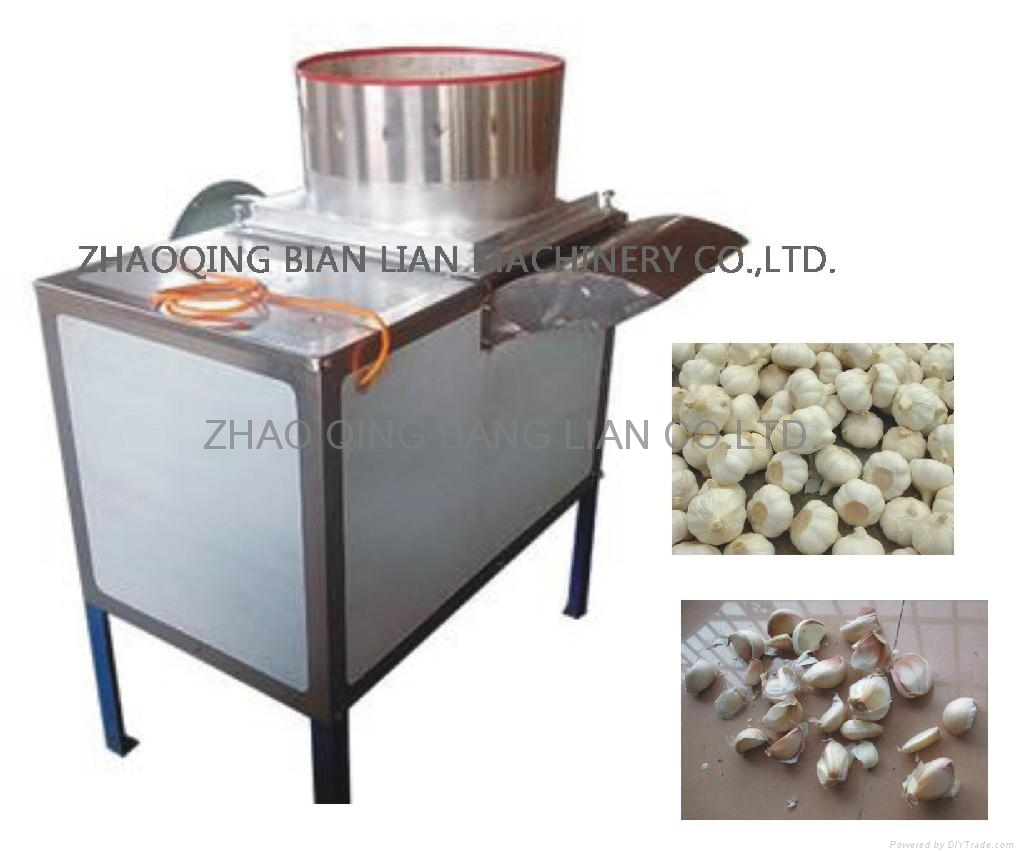 Garlic Clove Breaking Machine