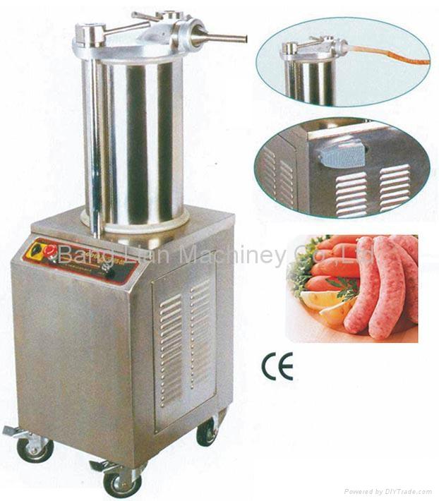 Rapid Sausage Filling Machine