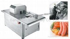 Semi-auto Electric Sausage Tying Machine