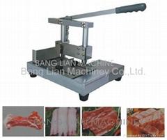 Manual Ribs / Chop Cutter