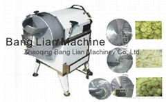 Bulb(Root) Vegetable Cutting Machine