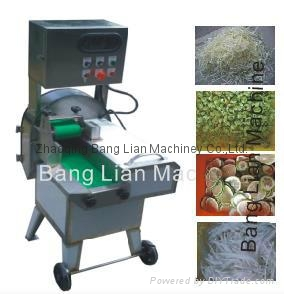 Leaf Vegetable Cutting Machine
