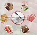 Manual Meat & Bone Cutter with Feeding Function 2