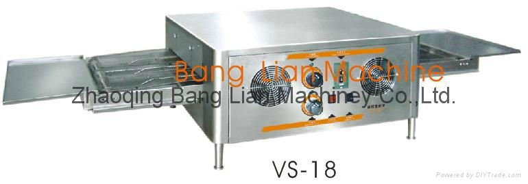 Electric Conveyor Pizza Oven 1