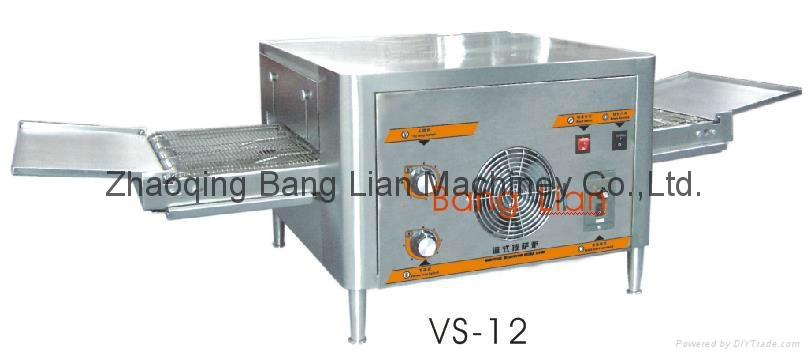 Electric Conveyor Pizza Oven 2