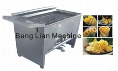 Oil-Water Fryer