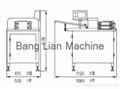 Double Sausage Tying Machine