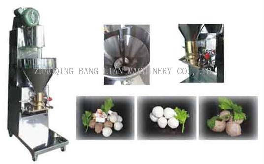 fish ball maker, meat ball maker, fish deboner, fish meat separator