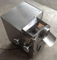 Small size fish deboning machine