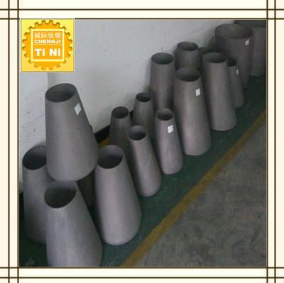 钛弯头宝鸡城际钛镍钛管件 3