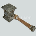 latex foam LARP War Hammer