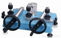 JYT807台式油压泵