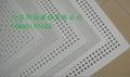 石膏硅酸钙穿孔吸音板 2