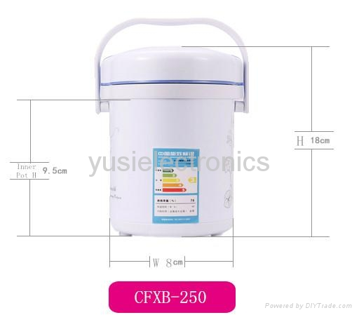 2013 Newest Hot Sale Mini Electric Rice Cooker 2
