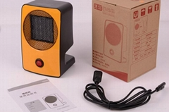 2014 hot Portable PTC heater for US
