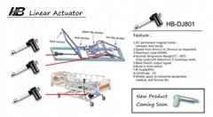 Furniture linear actuator 12v/24v 6000N