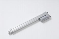 12v or 24v Micro Linear Actuator 4 inch stroke 1200N