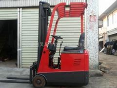 广州坐式电动叉车