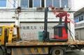 广州升高6.5米电动叉车 2